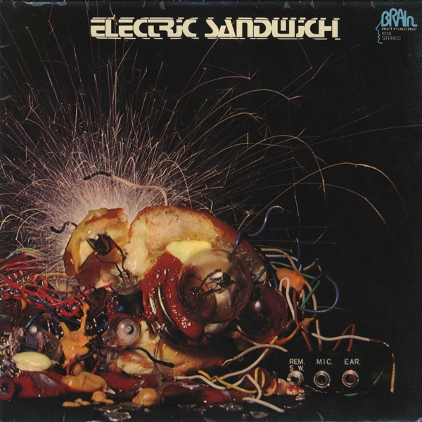 Electric Sandwich — Electric Sandwich
