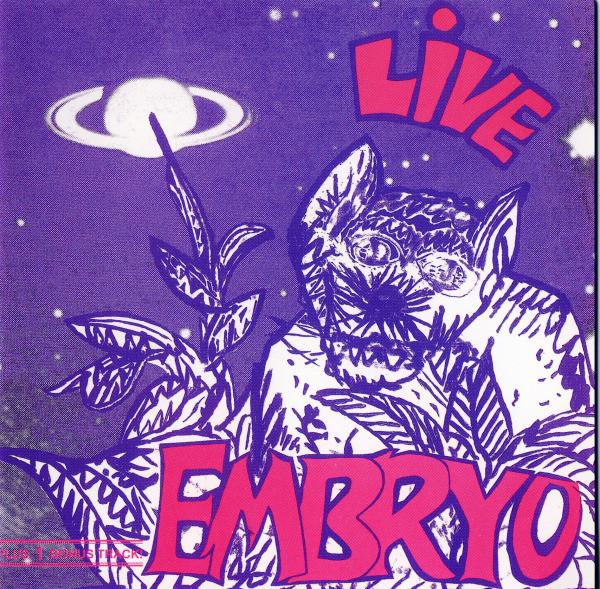 Embryo — Live