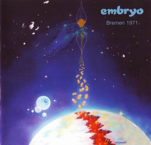 Bremen 1971 Cover art