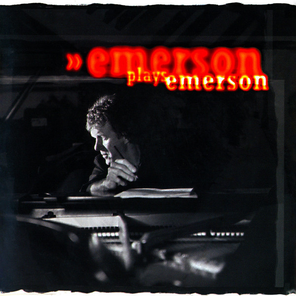 Emerson Plays Emerson Cover art