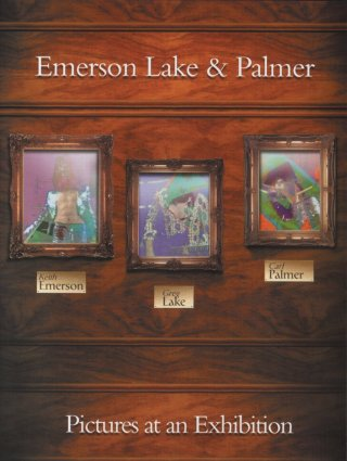 Emerson Lake & Palmer — Pictures at an Exhibition