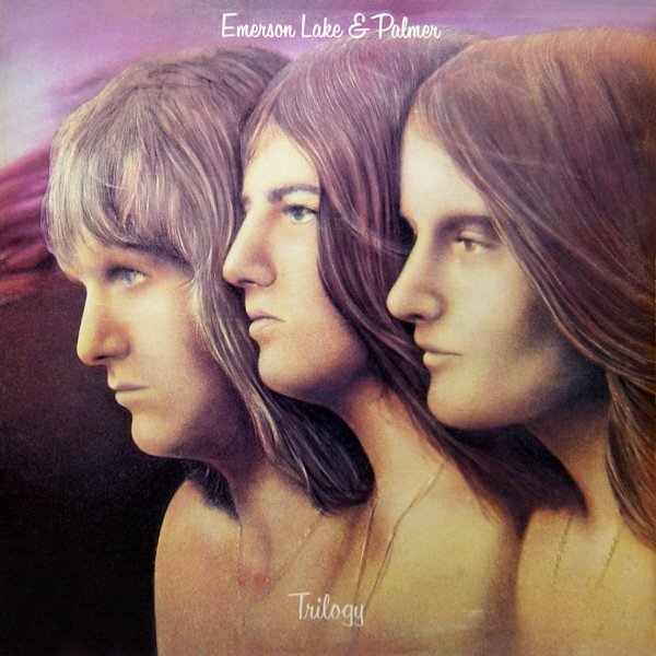 Emerson, Lake & Palmer — Trilogy