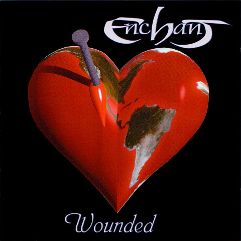Wounded Cover art