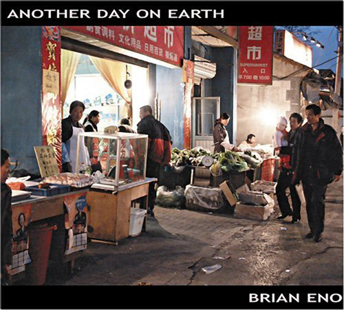 Another Day on Earth Cover art