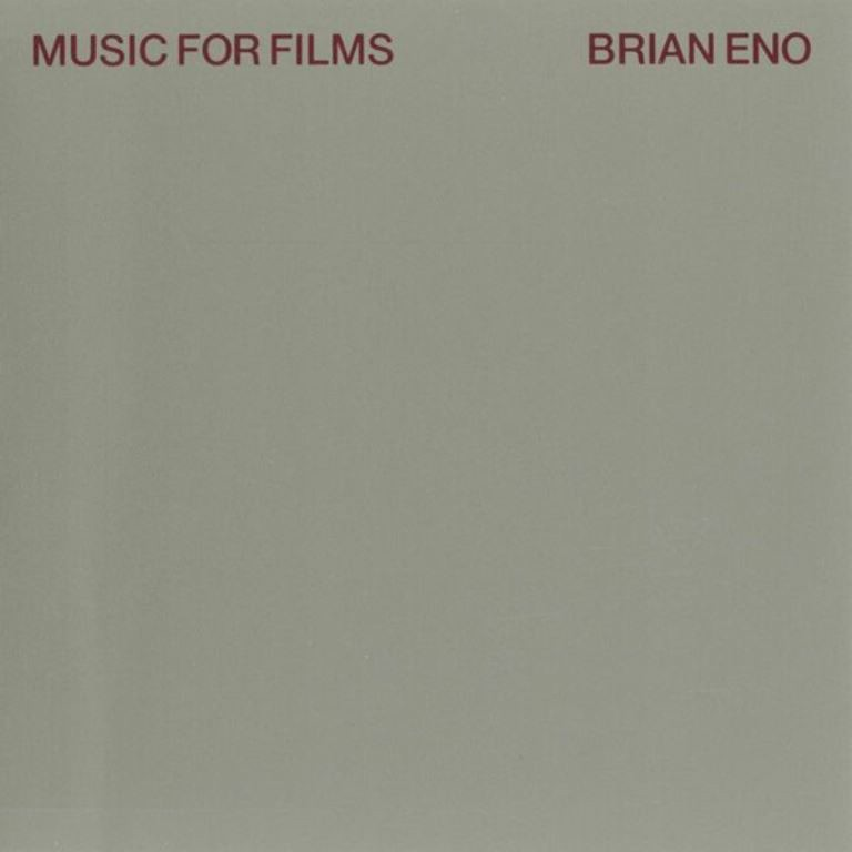 Brian Eno — Music for Films