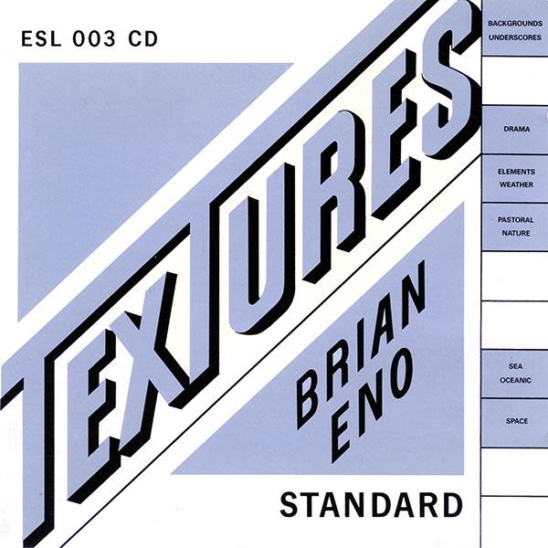 Brian Eno — Textures