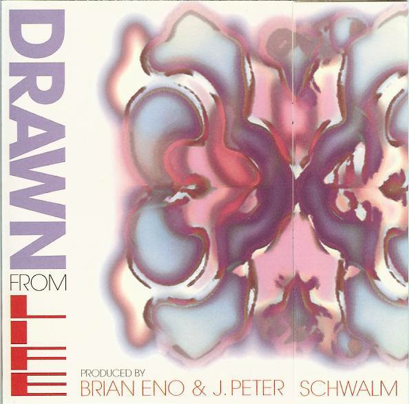 Brian Eno & Peter Schwalm — Drawn from Life