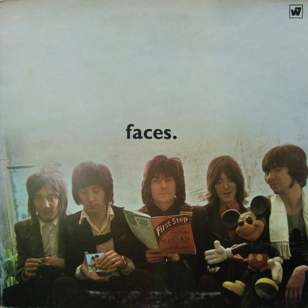 Faces (Small Faces) — The First Step