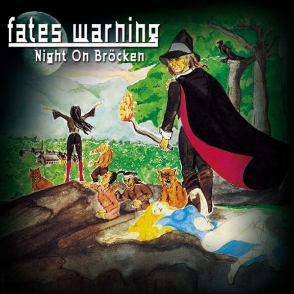 Fates Warning — Night on Bröcken