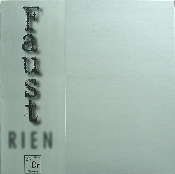 Faust — Rien