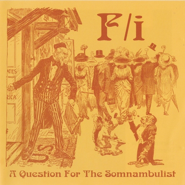 A Question for the Somnambulist Cover art