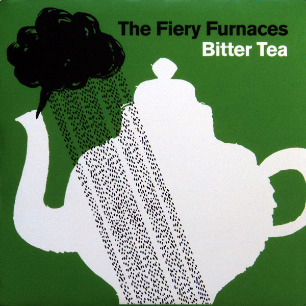 Bitter Tea Cover art