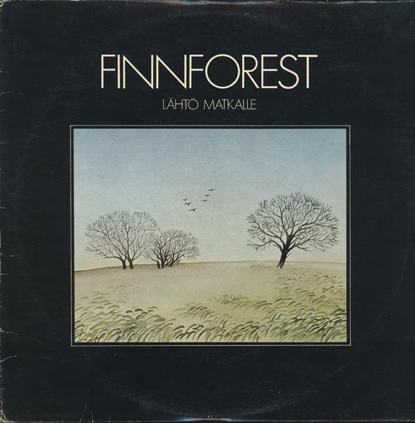 Finnforest — Lähtö Matkalle