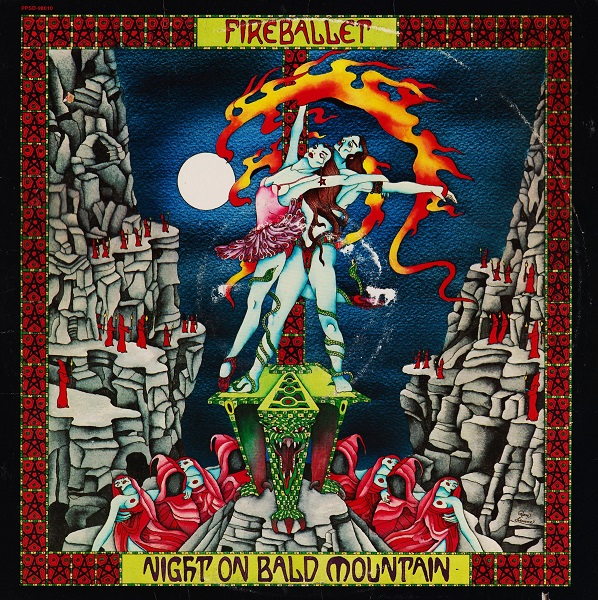 Fireballet — Night on Bald Mountain