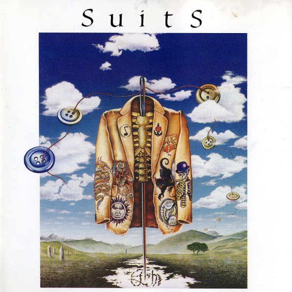 Suits Cover art