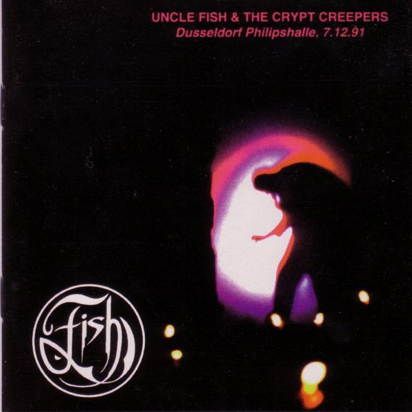 Uncle Fish & the Crypt Keepers Cover art
