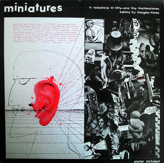 Various Artists — Miniatures (A Sequence of Fifty-One Tiny Masterpieces Edited by Morgan-Fisher)