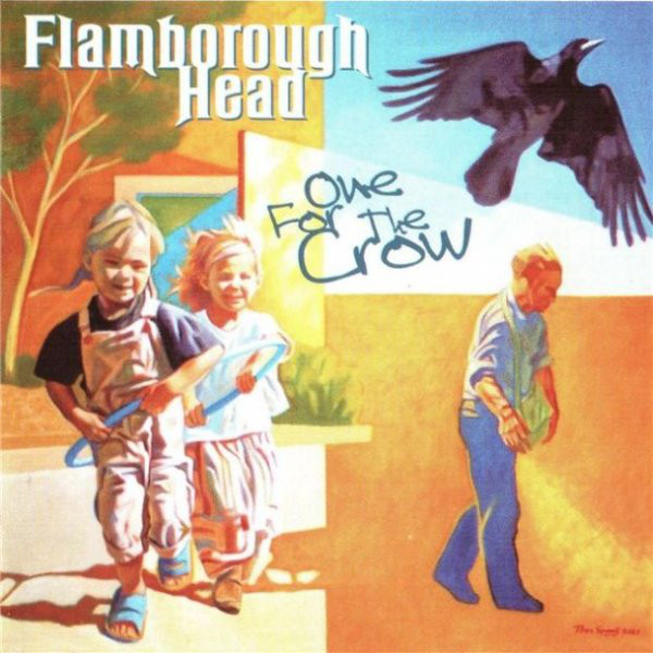 Flamborough Head — One for the Crow