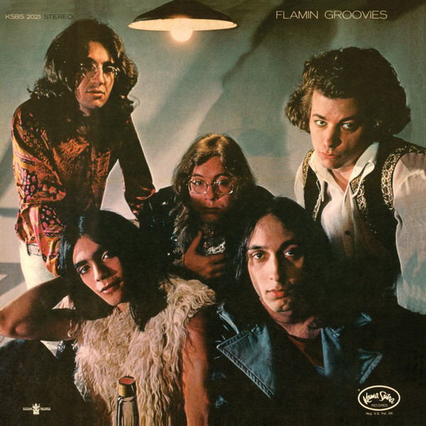 Flamin Groovies — Flamingo