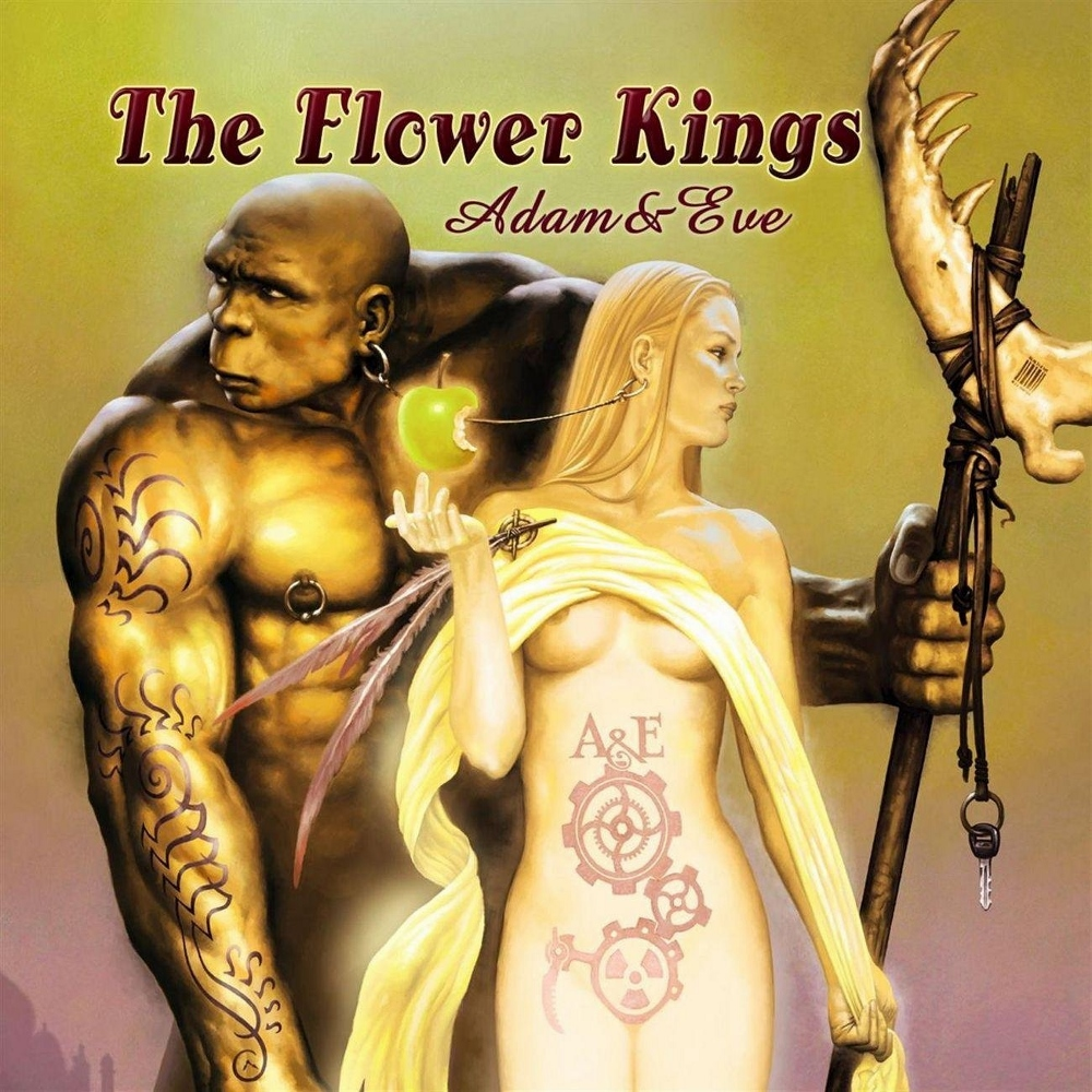 Flower Kings — Adam & Eve