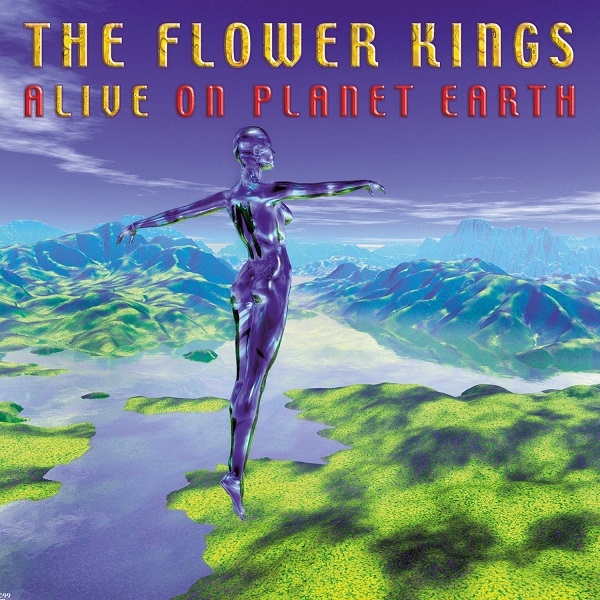 The Flower Kings — Alive on Planet Earth