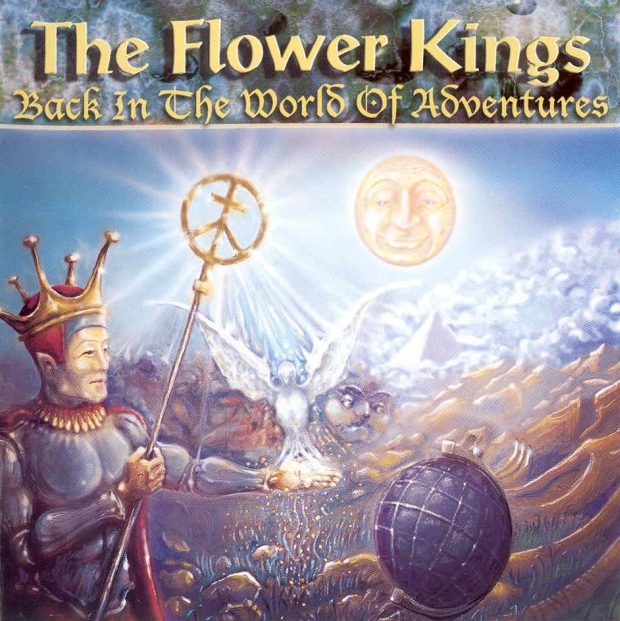 The Flower Kings — Back in the World of Adventures
