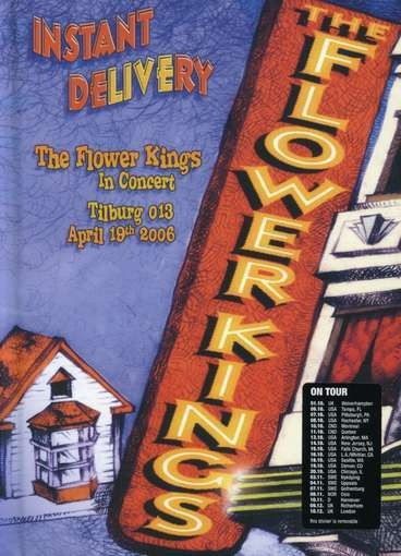 Flower Kings — Instant Delivery