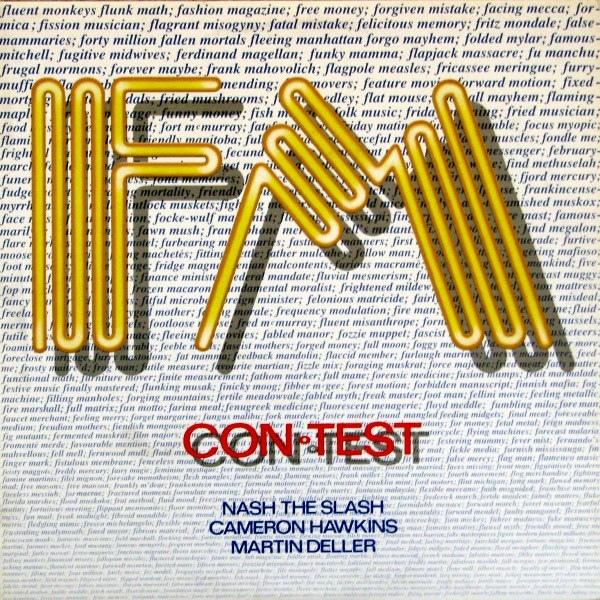 FM — Con-Test