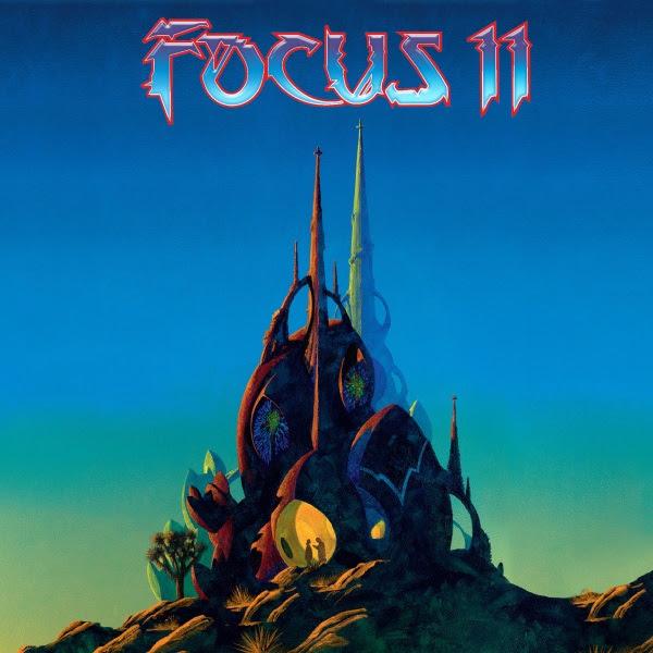 Focus 11 Cover art