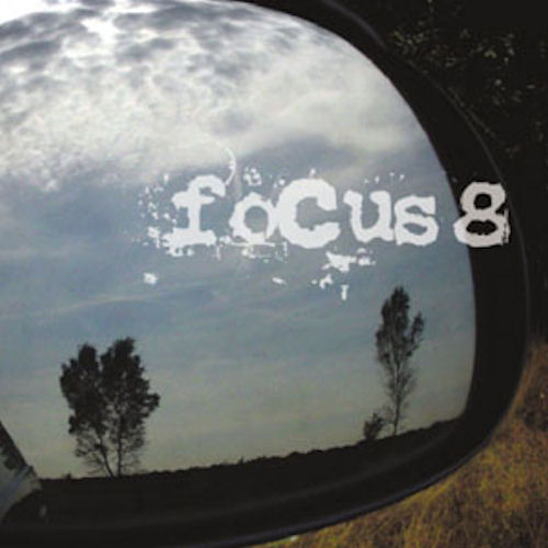 Focus 8 Cover art
