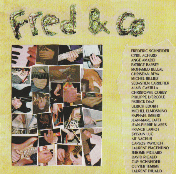 Fred & Co. Cover art