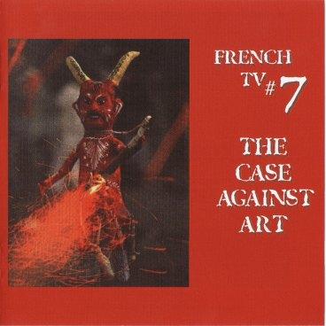 #7 The Case Against Art Cover art