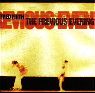 The Previous Evening Cover art