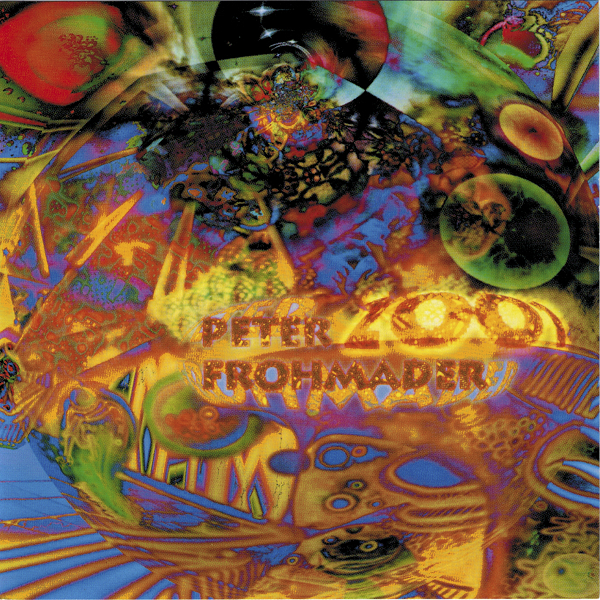 Peter Frohmader — 2001