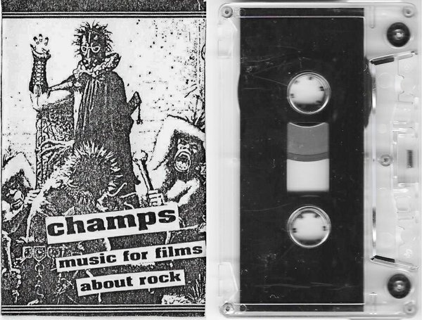 The Champs — Music for Films about Rock