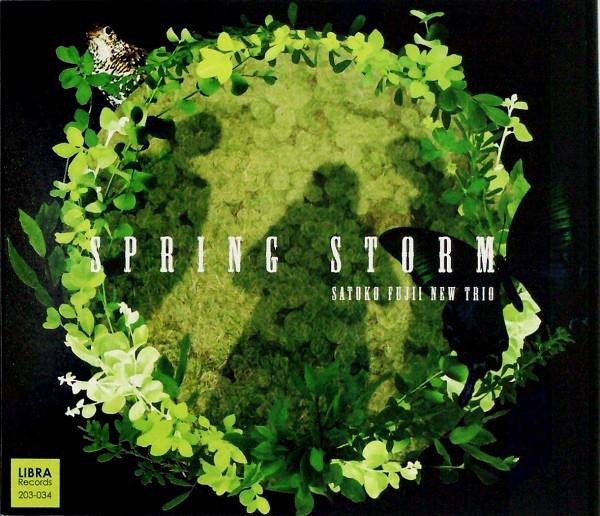 Satoko Fujii New Trio — Spring Storm