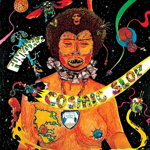 Cosmic Slop Cover art