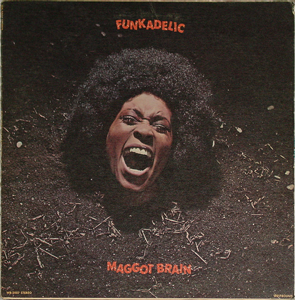 Maggot Brain Cover art