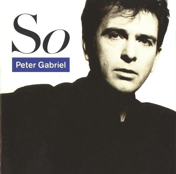 Peter Gabriel — So