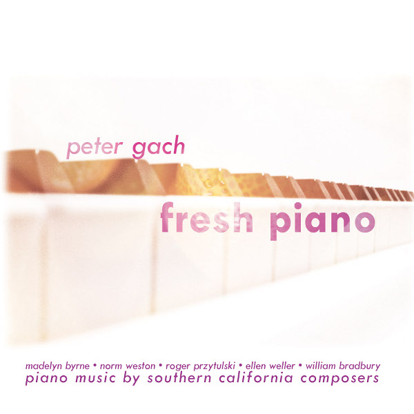 Peter Gach — Fresh Piano