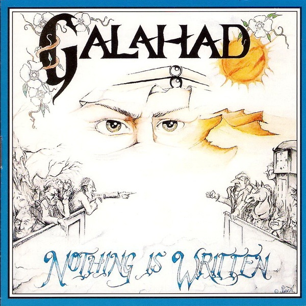Galahad — Nothing Is Written