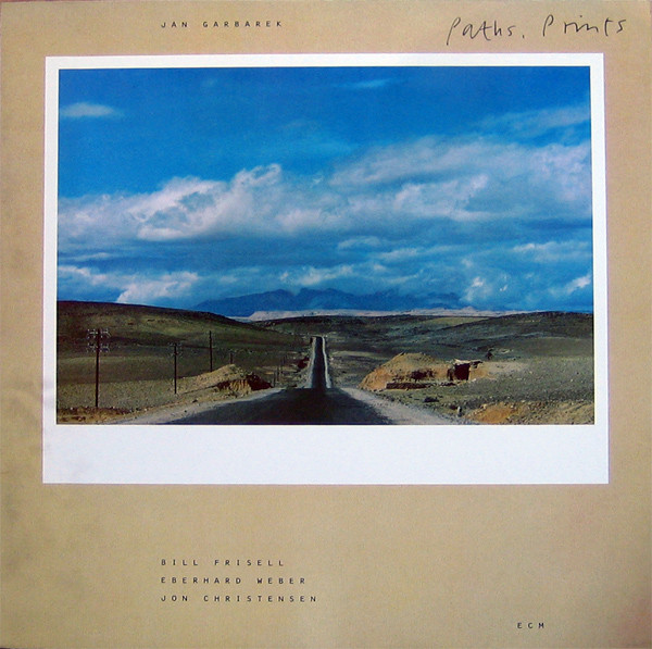 Jan Garbarek — Paths, Prints