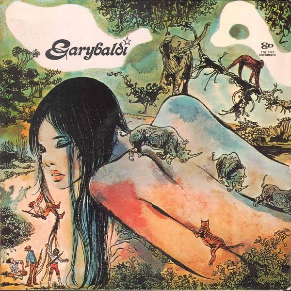 Garybaldi — Nuda