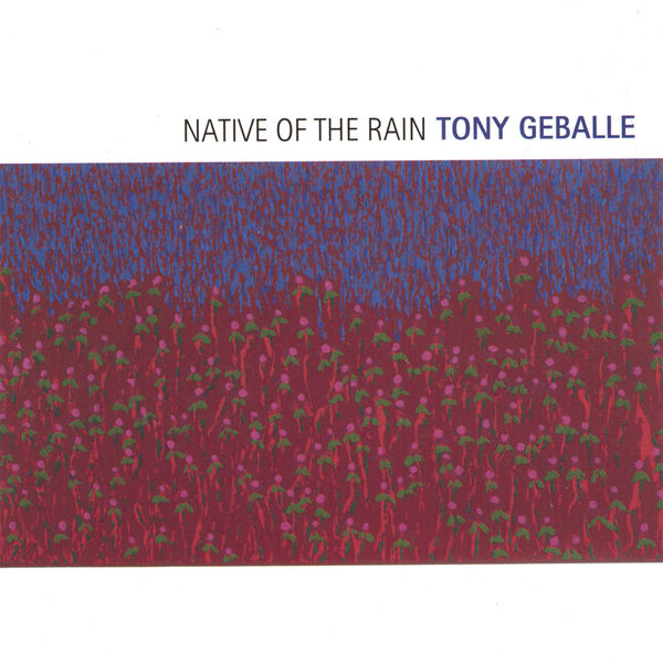Native of the Rain Cover art