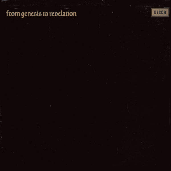 Genesis — From Genesis to Revelation