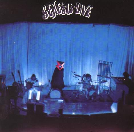 Genesis — Live