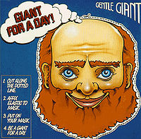 Gentle Giant — Giant for a Day