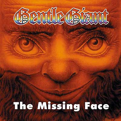 The Missing Face Cover art