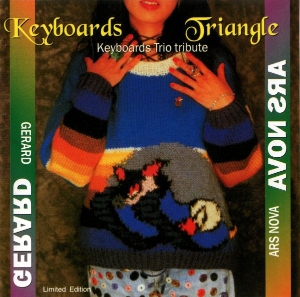 Gerard / Ars Nova — Keyboards Triangle
