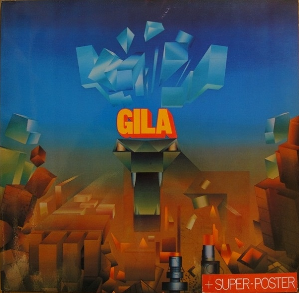 Gila Cover art